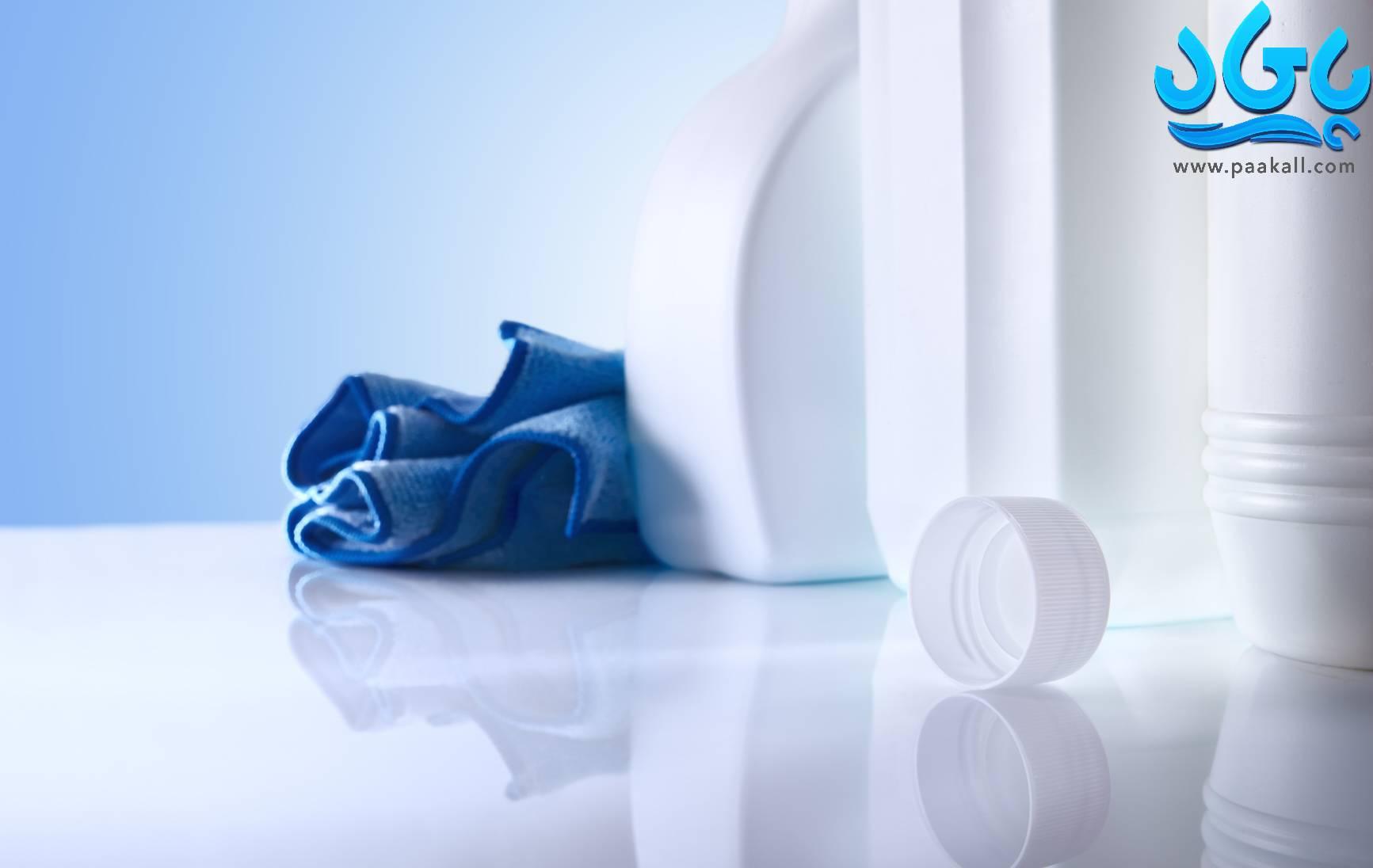 مایع سفید کننده