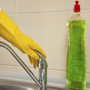 مایع ظرفشویی فله ای