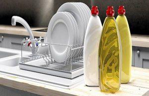مایع ظرفشویی ۳۷۵۰گرمی